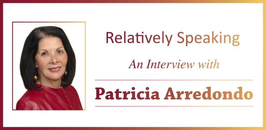 Image of Patricia Arredondo Banner for Interview