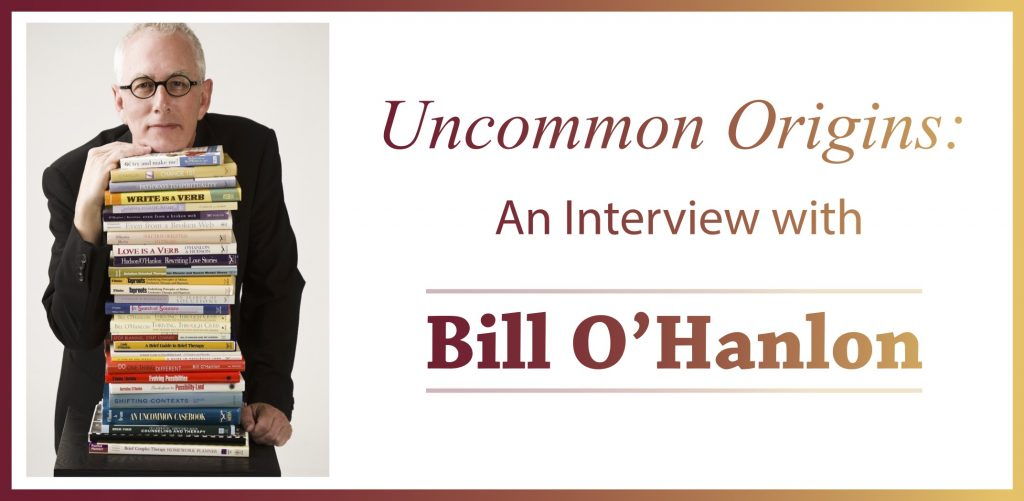 Graphic for Bill O'Hanlon Interview