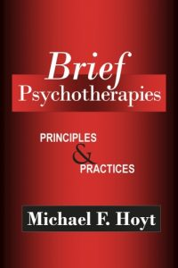 Brief Therapy Book