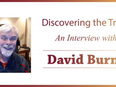 David Burns Discovering the Truth image