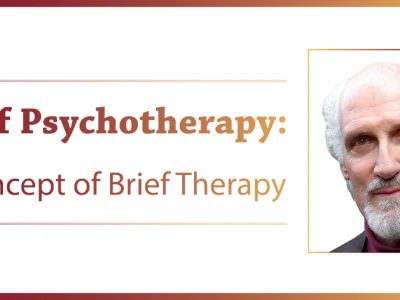 Brief Therapy with Michael F Hoyt