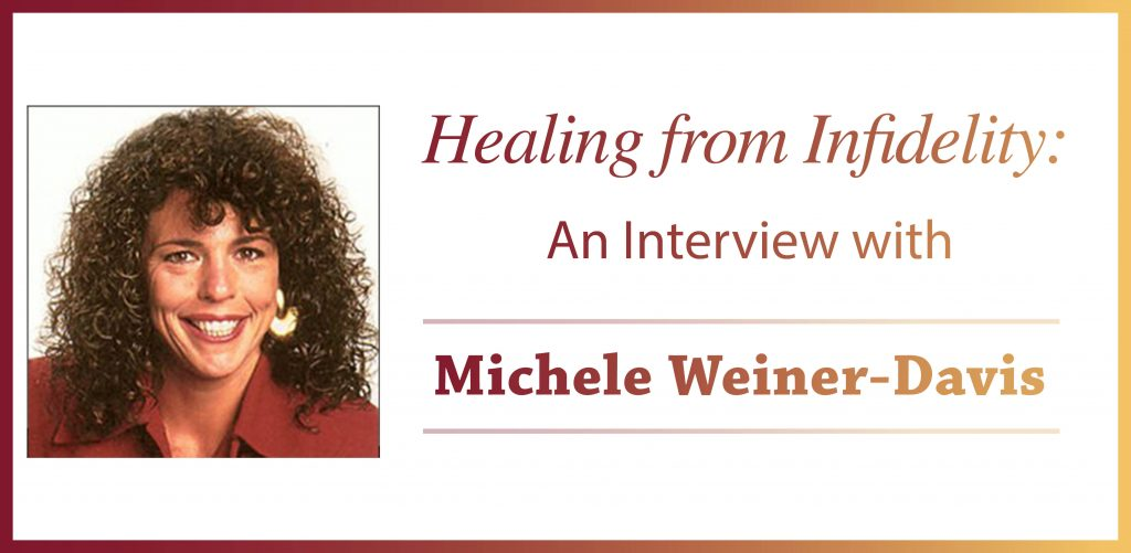 Graphic for Michele Weiner-Davis Interview for Blog