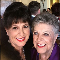 Photo of Norma Barretta and Jolie Barretta Keyser
