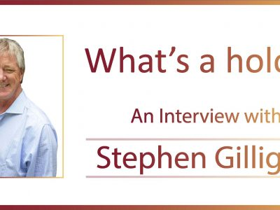 Stephen Gilligan Interview Graphic